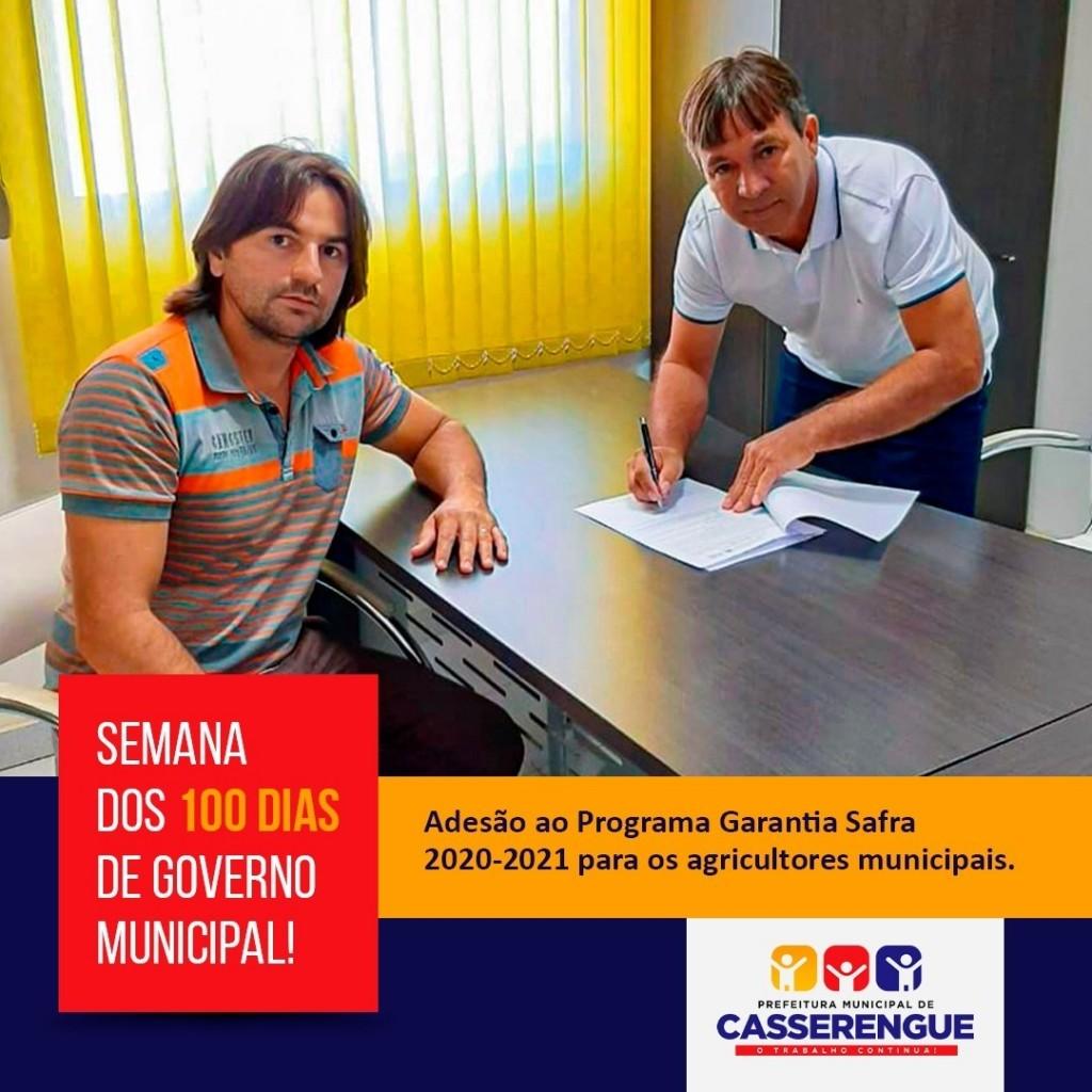 Semana dos 100 Dias de Governo  Municipal