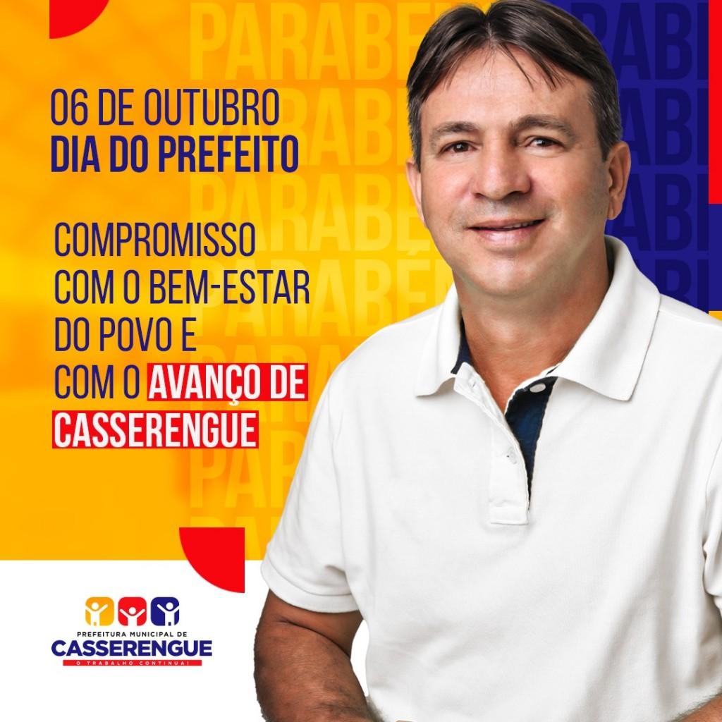 06 | OUTUBRO DIA DO PREFEITO