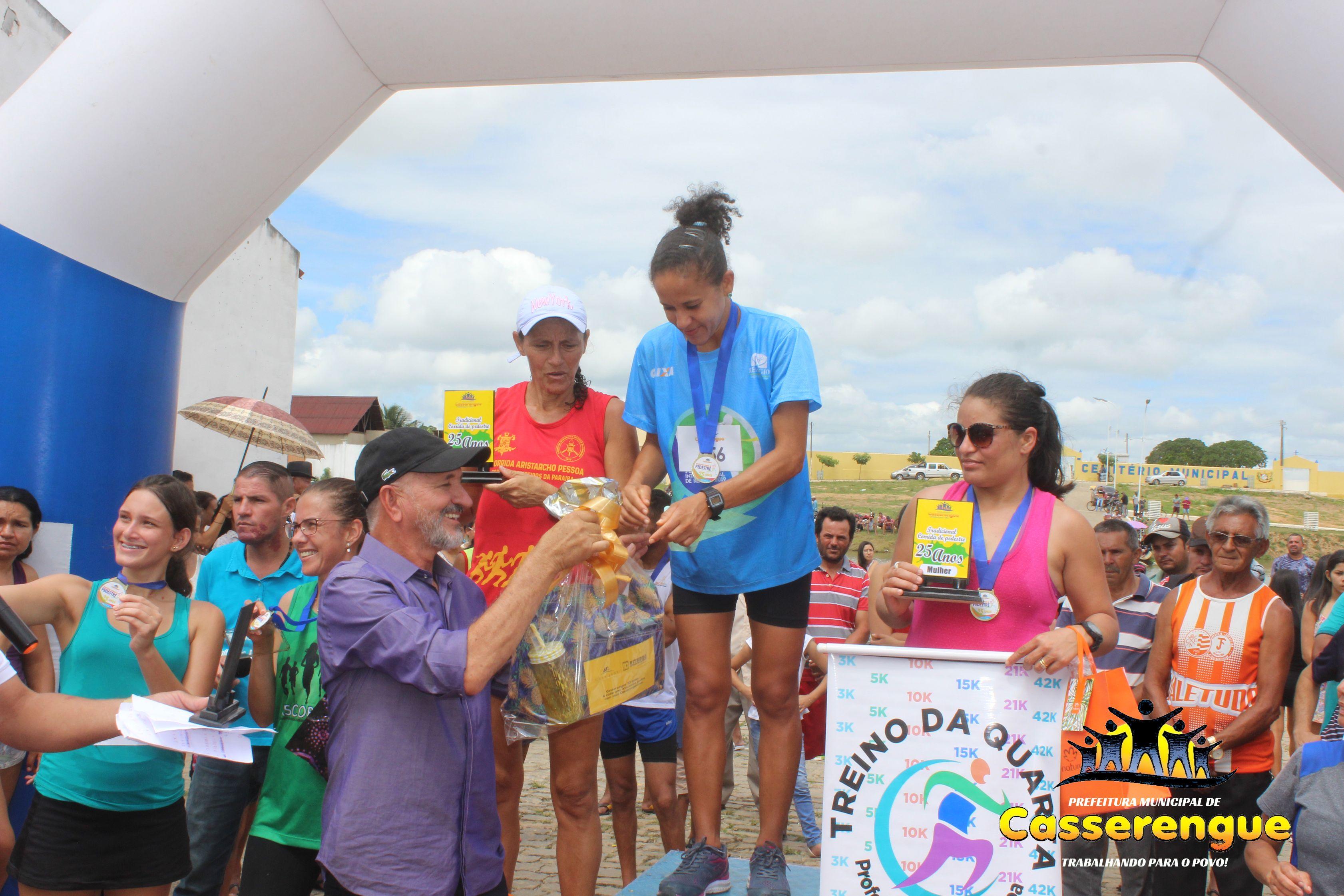 Eventos esportivos celebraram aniversário de 25 Anos de Casserengue
