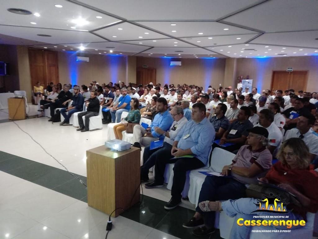 Secretaria de Agricultura participa do IV Encontro Estadual do Programa  Água Doce da Paraíba