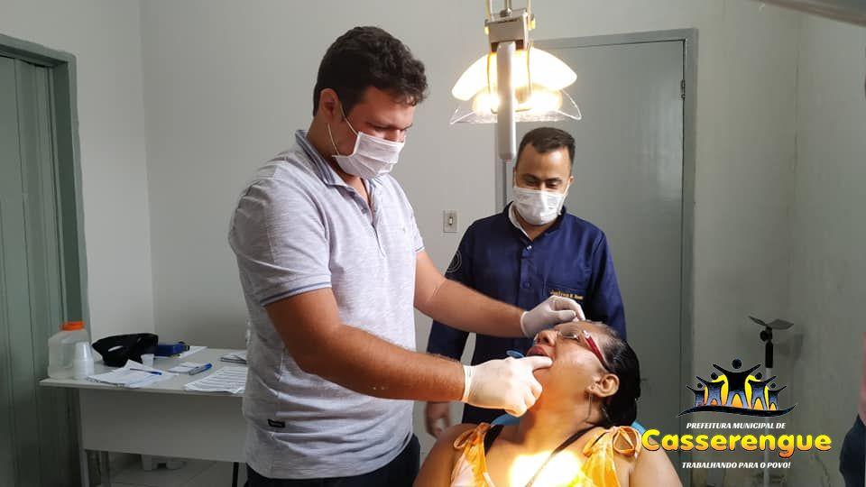 Próteses Dentárias Totalmente Grátis no Município